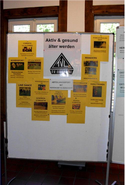 Fortbildung wird im Kreissportbund Osterholz ganz großgeschrieben.