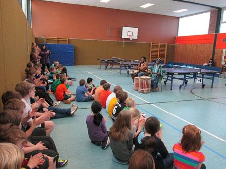 Mini-Meisterschaften als Osterholzer Tischtennis-Event.
